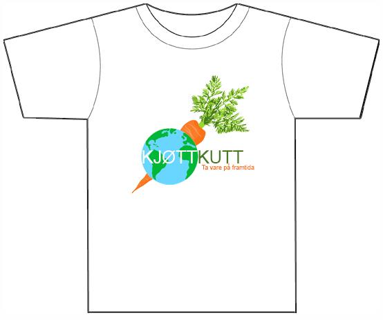 T-skjorte #1