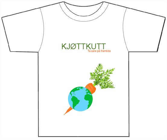 T-skjorte #2