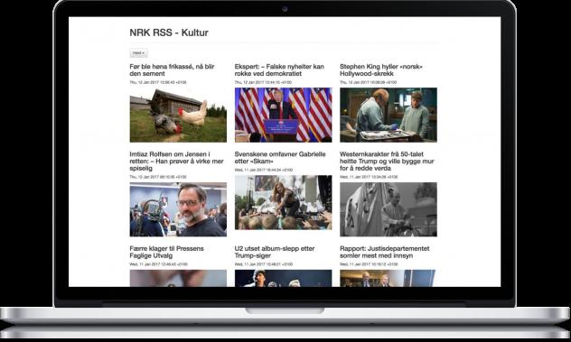 NRK RSS